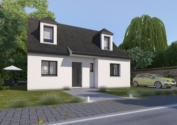 Construction d'une maison La Veuve (51520) 182 500 €