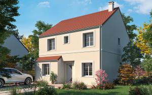 Construction de maison à Votre maison à Le Mesnil-Saint-Denis (78320) pour 397 000 €