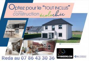 Construction de maison à Votre maison à Le Mesnil-Saint-Denis (78320) pour 410 000 €