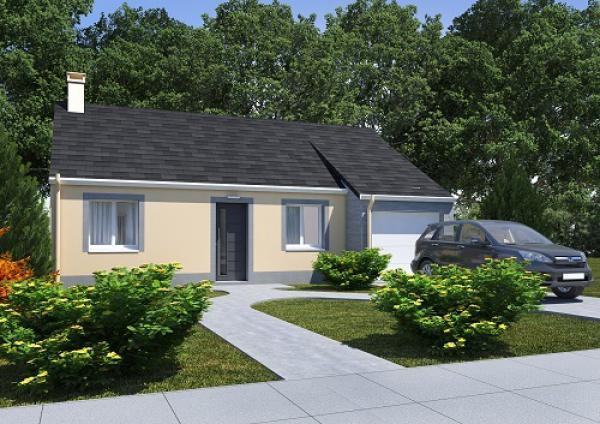 Construction d'une maison Le Neubourg (27110) 178 900 €