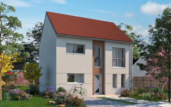 Votre maison à Limay (78520) pour 320 000 €