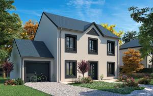 Construction de maison à Longnes