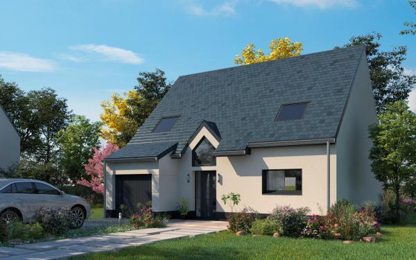 Votre maison à Mézières-sur-Seine (78970) pour 325 000 €