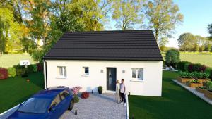 Construction de maison à Moreuil