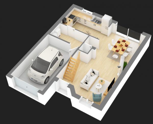Votre maison à Morsang-sur-Orge (91390) pour 348 007 €