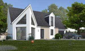 Construction de maison à Rambouillet