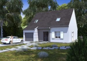 Construction de maison à Saint-Vaast-en-Chaussée