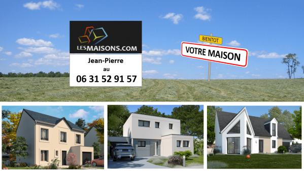 Votre maison à Viry-Châtillon (91170) pour 312 900 €