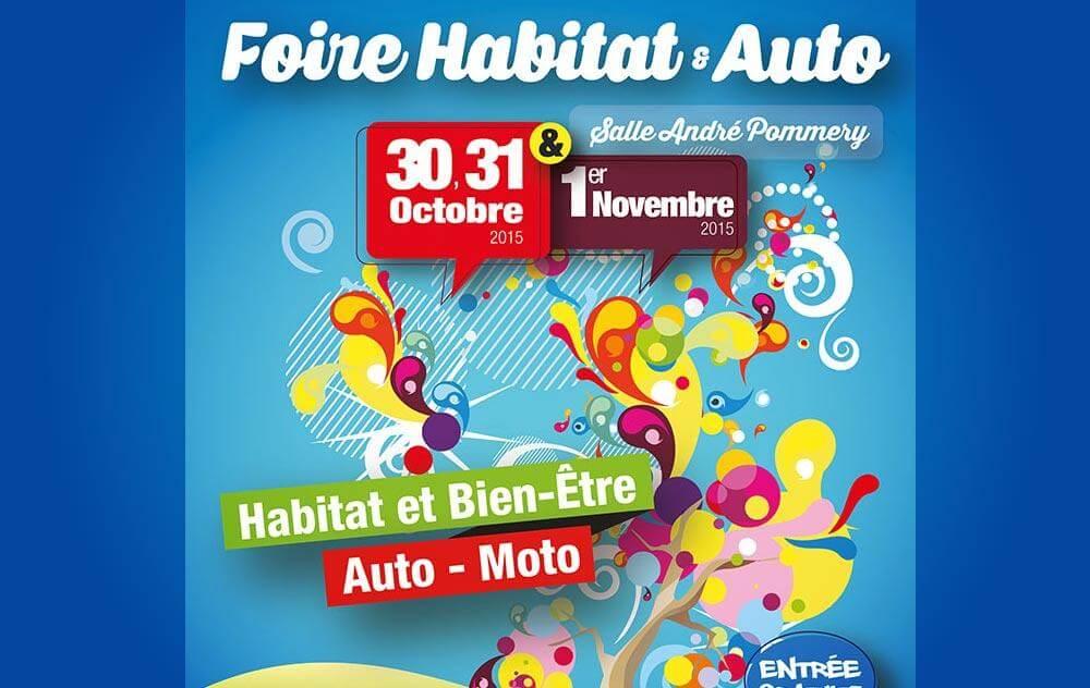 Foire à Clermont du 30/10/2015 au 01/11/2015