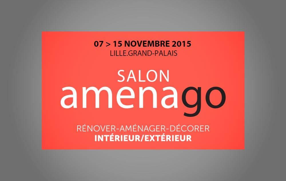 Salon Amenago à Lille du 07/11/2015 au 15/11/2015