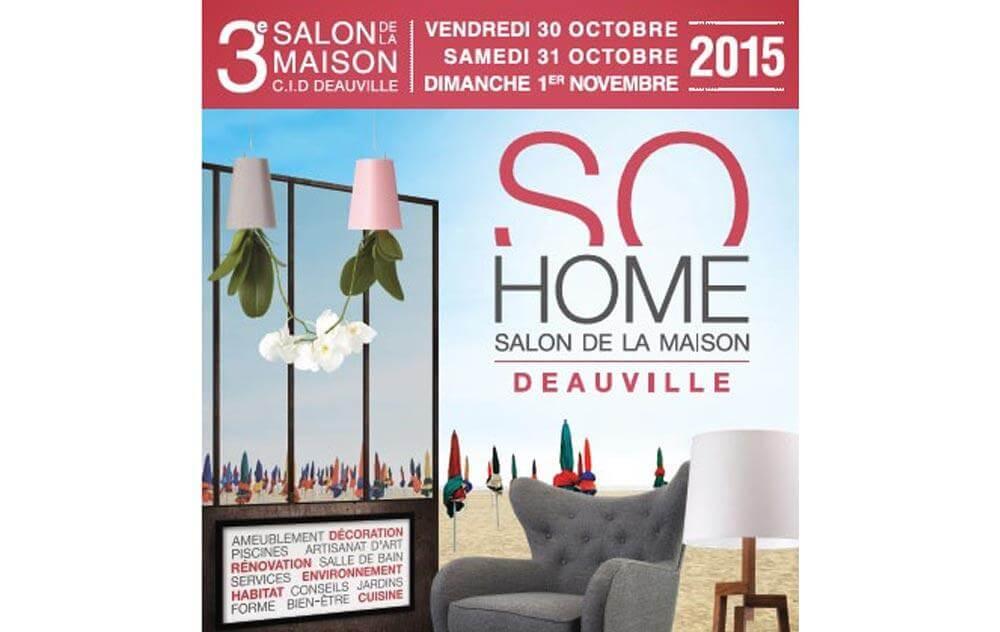 Salon De La Maison à Deauville du 30/10/2015 au 01/11/2015