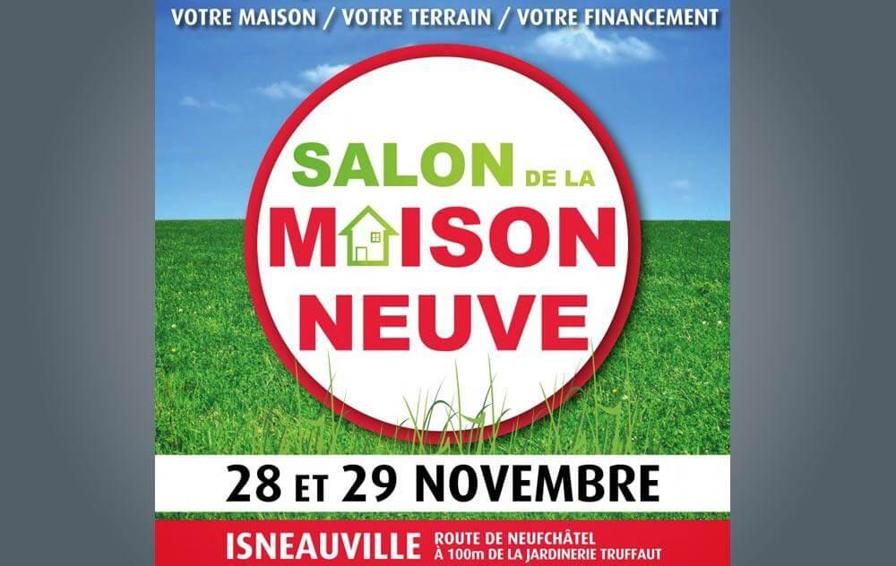 Salon De La Maison à Isneauville les 28/11/2015 et 29/11/2015