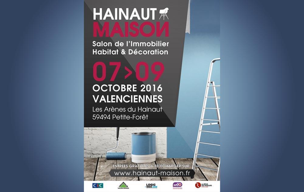 Salon De La Maison à Valenciennes du 07/10/2016 au 09/10/2016