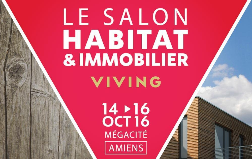 Salon De L'habitat à Amiens du 14/10/2016 au 16/10/2016