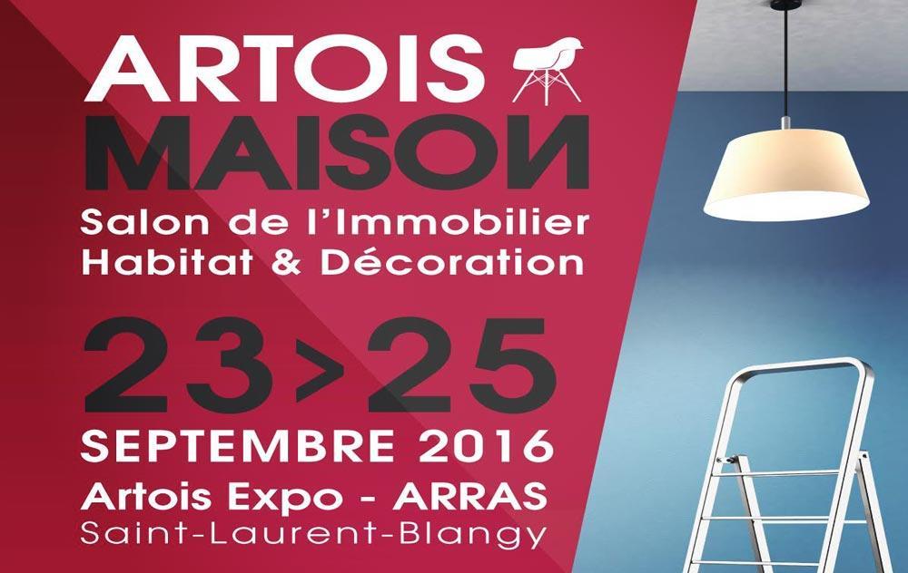 Salon De L'habitat à Arras du 23/09/2016 au 25/09/2016