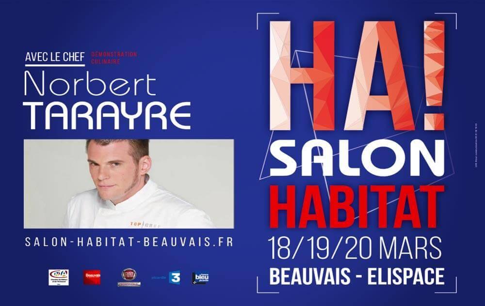 Salon de l 39 habitat beauvais du 18 03 2016 au 20 03 2016 - Salon habitat beauvais ...