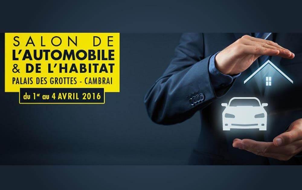 Salon De L'habitat à Cambrai du 01/04/2016 au 04/04/2016
