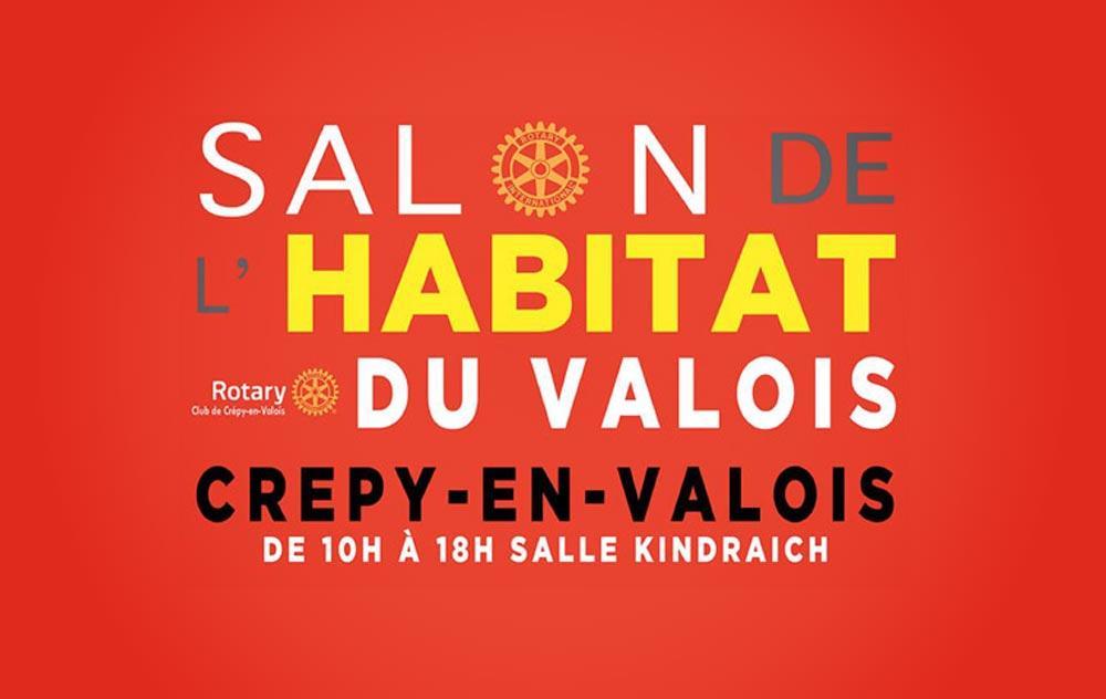 Salon De L'habitat à Crepy-en-valois les 21/05/2016 et 22/05/2016
