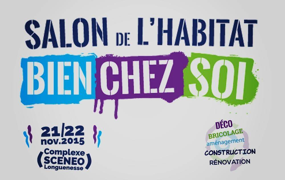 Salon De L'habitat à Saint-omer les 21/11/2015 et 22/11/2015