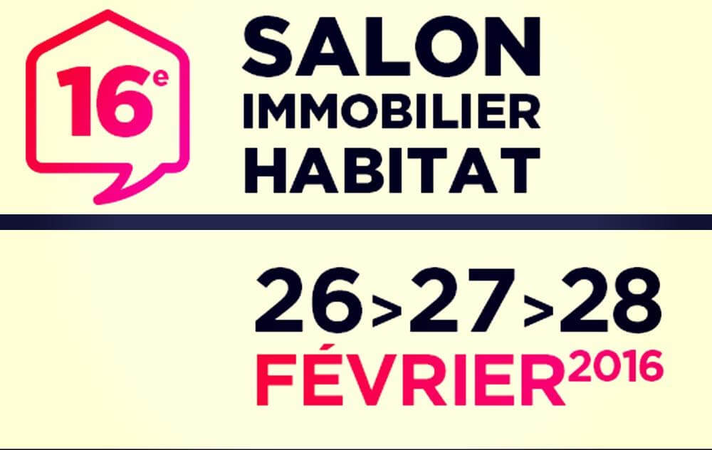 Salon de l 39 habitat et de l 39 immobilier valenciennes 26 for Salon de the valenciennes