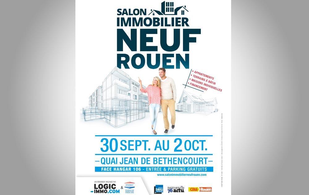 Salon De L'immobilier à Rouen du 30/09/2016 au 02/10/2016