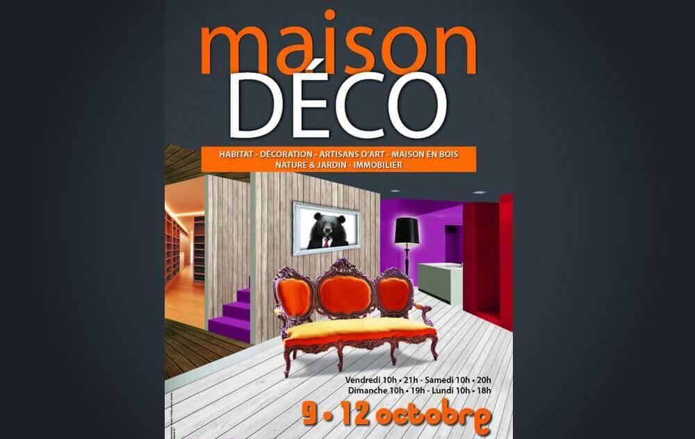 Salon Maison Deco à Le Grand-quevilly du 09/10/2015 au 12/10/2015