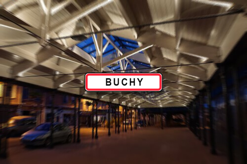 Stand à Buchy le 28/03/2016