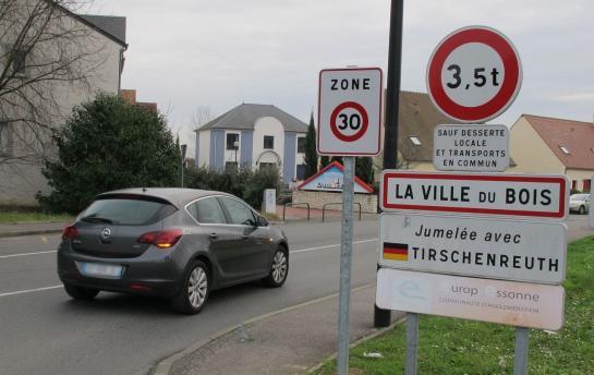 Stand à La Ville-du-bois du 19/09/2016 au 24/09/2016