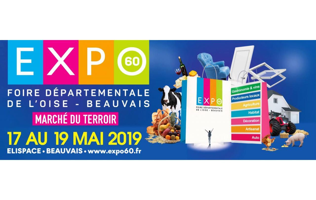 Foire à Beauvais (60000) du 17/05/2019 au 19/05/2019