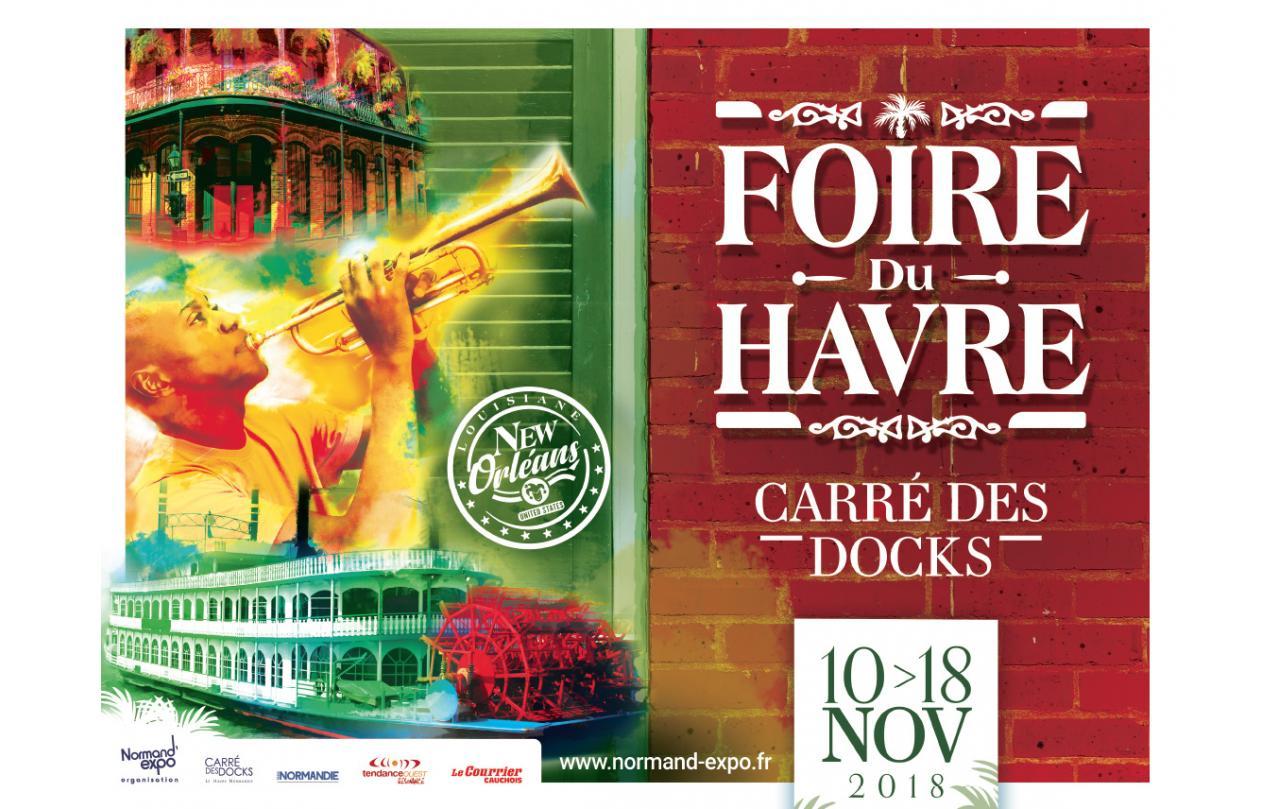 Foire à Le Havre (76600) du 10/11/2018 au 18/11/2018