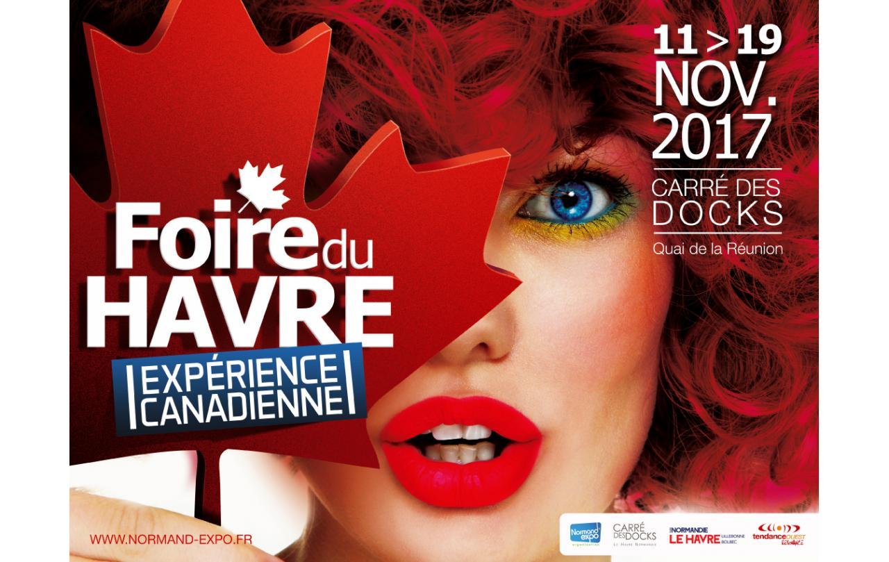 Foire à Le Havre (76600) du 11/11/2017 au 19/11/2017