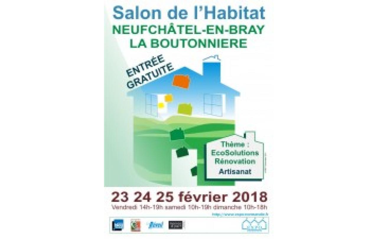 Foire Exposition à Neufchatel-en-bray (76270) du 23/02/2018 au 25/02/2018