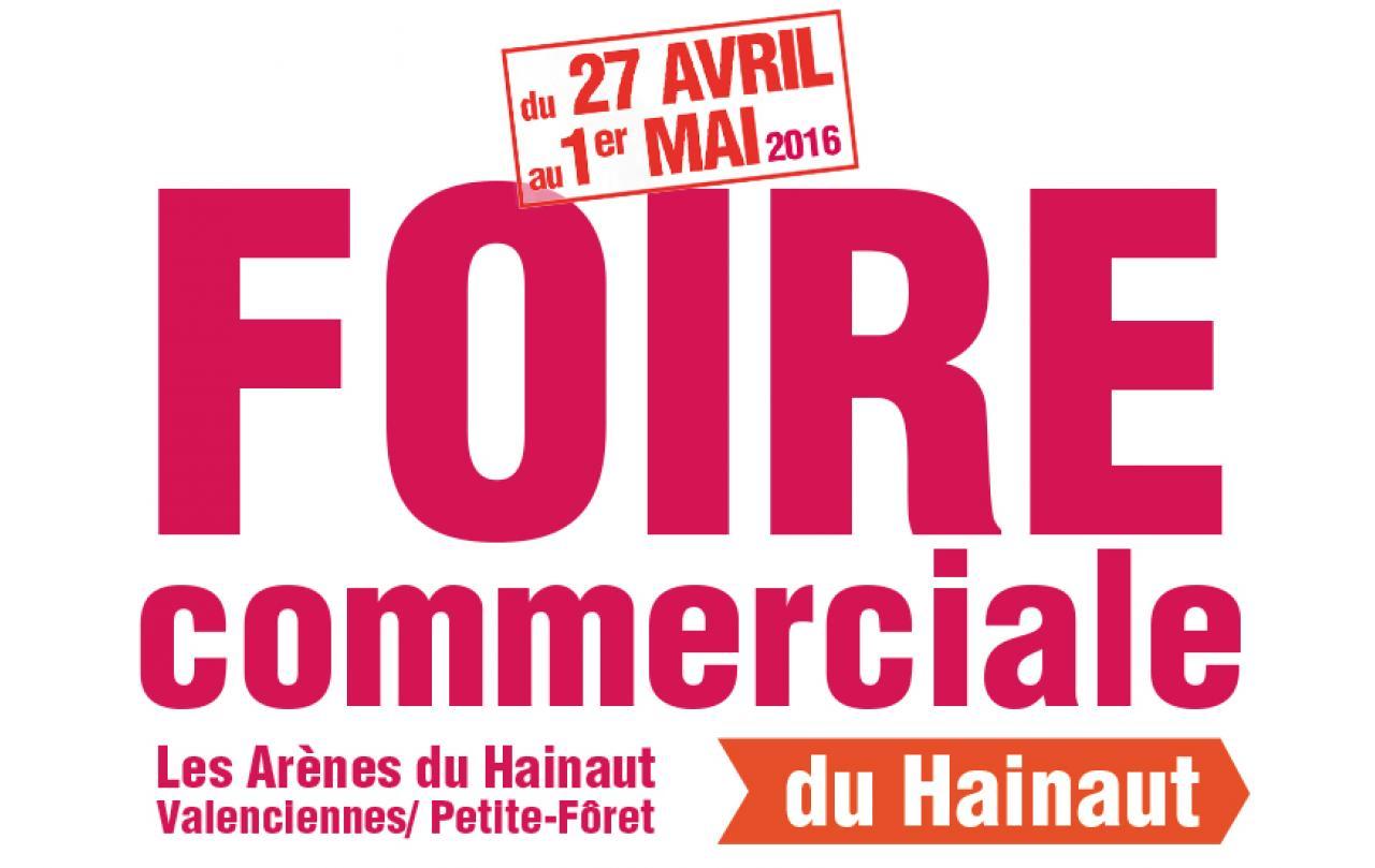 Foire Exposition à Valenciennes (59300) du 27/04/2017 au 01/05/2017