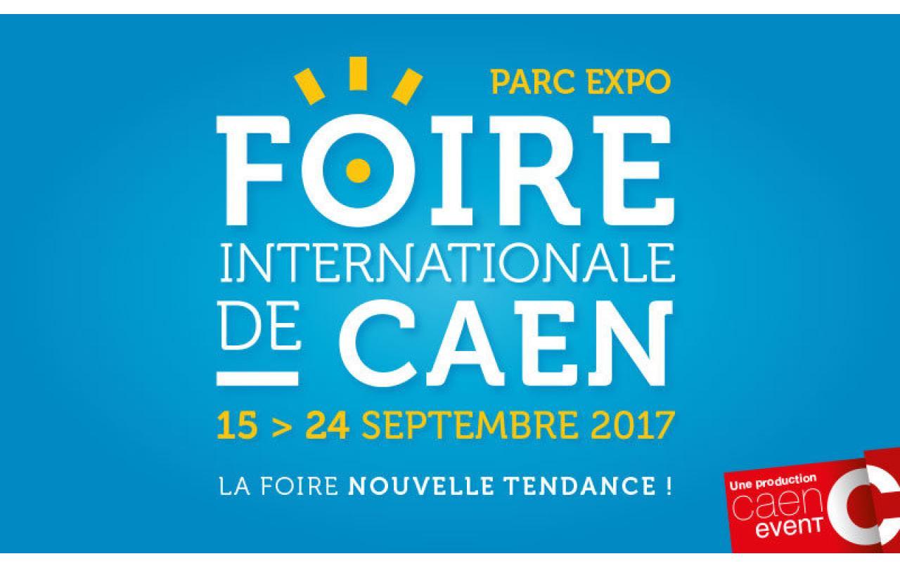 Foire Internationale à Caen du 15/09/2017 au 24/09/2017