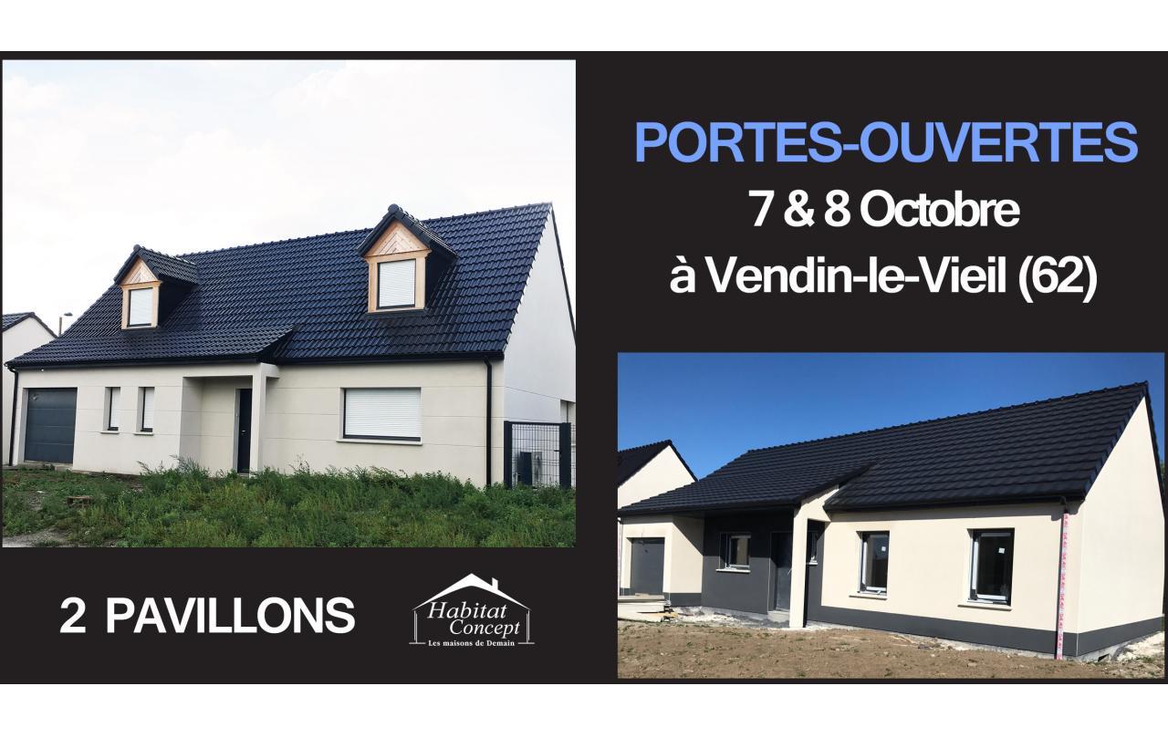 Portes Ouvertes à Vendin-le-vieil (62880) les 07/10/2017 et 08/10/2017