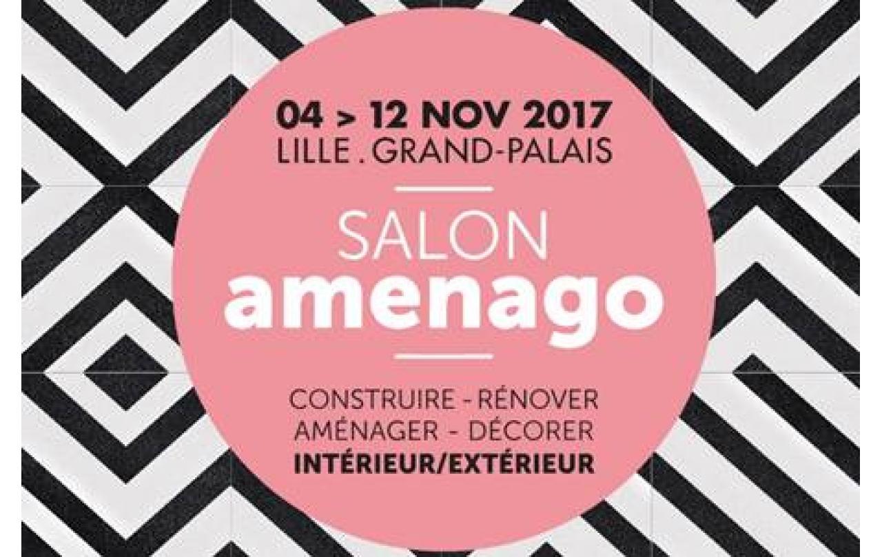 Salon Amenago à Lille (59000) du 04/11/2017 au 12/11/2017