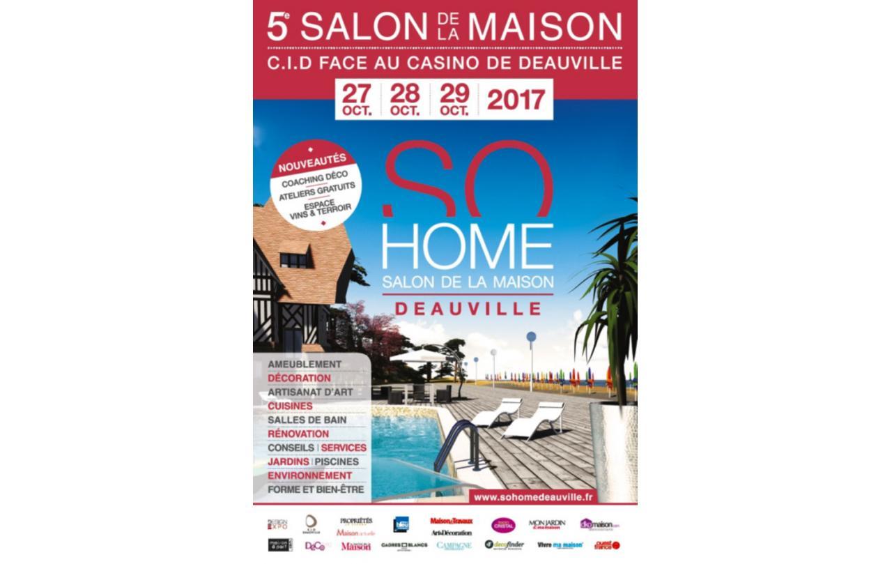 Salon De La Maison à Deauville (14800) du 27/10/2017 au 29/10/2017
