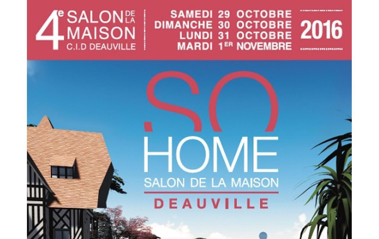 Salon De La Maison à Deauville du 29/10/2016 au 01/11/2016