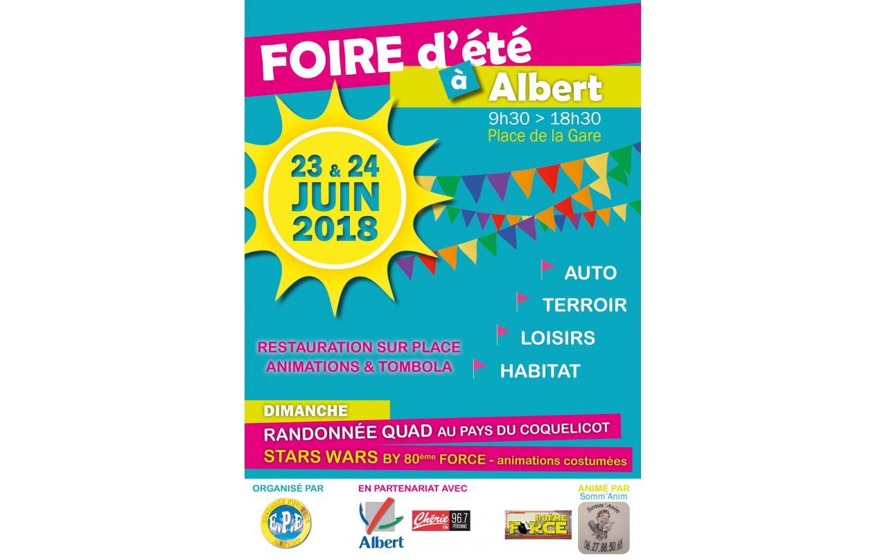 Salon De L'auto Et De L'habitat à Albert (80300) les 23/06/2018 et 24/06/2018