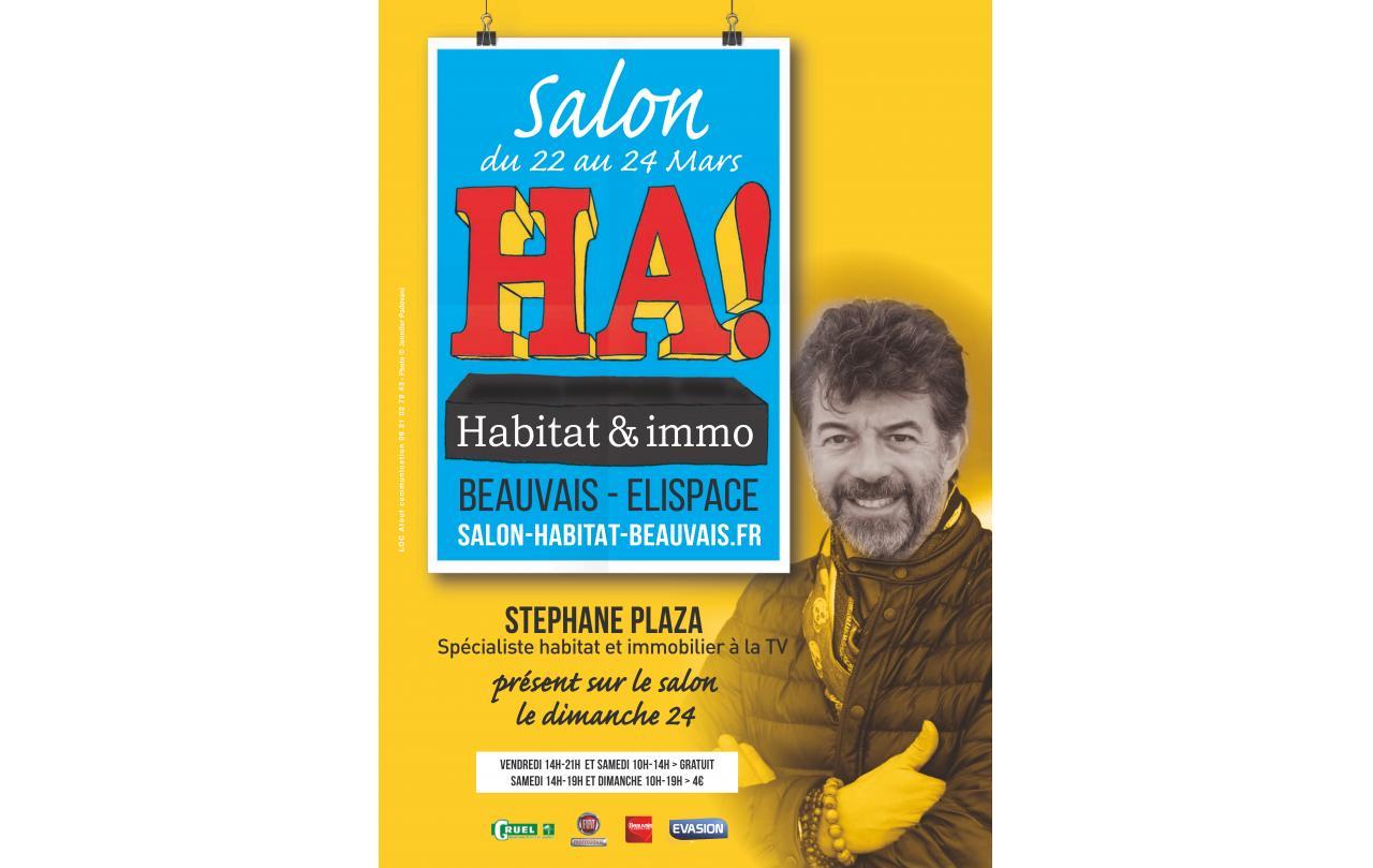 Salon De L'habitat à Beauvais (60000) du 22/03/2019 au 24/03/2019