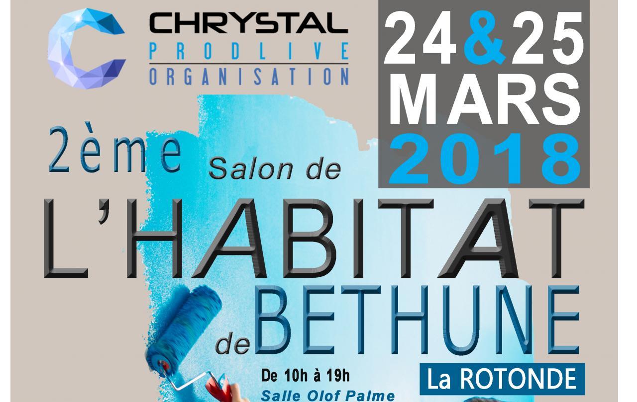 Salon De L'habitat à Bethune (62400) les 24/03/2018 et 25/03/2018