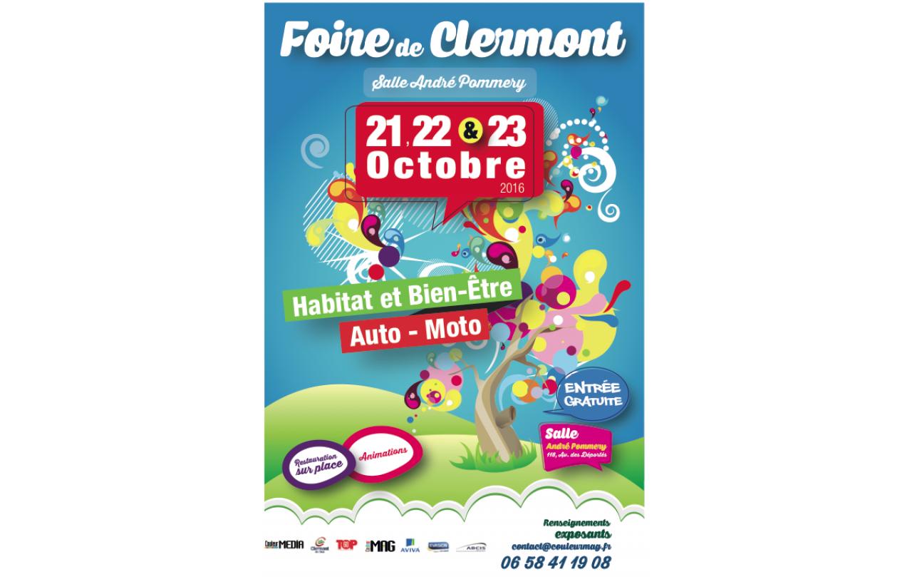 Salon De L'habitat à Clermont (60600) du 21/10/2016 au 23/10/2016