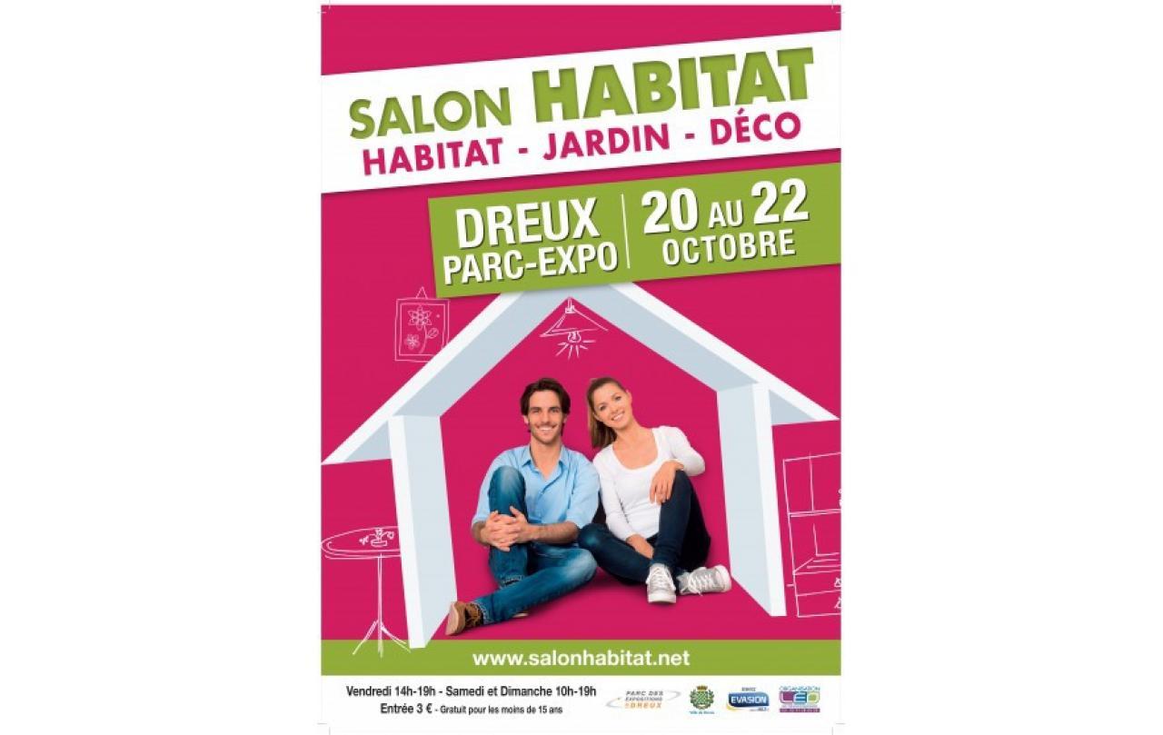 Salon de l 39 habitat dreux 20 10 2017 habitat concept for Salon habitat vannes 2017