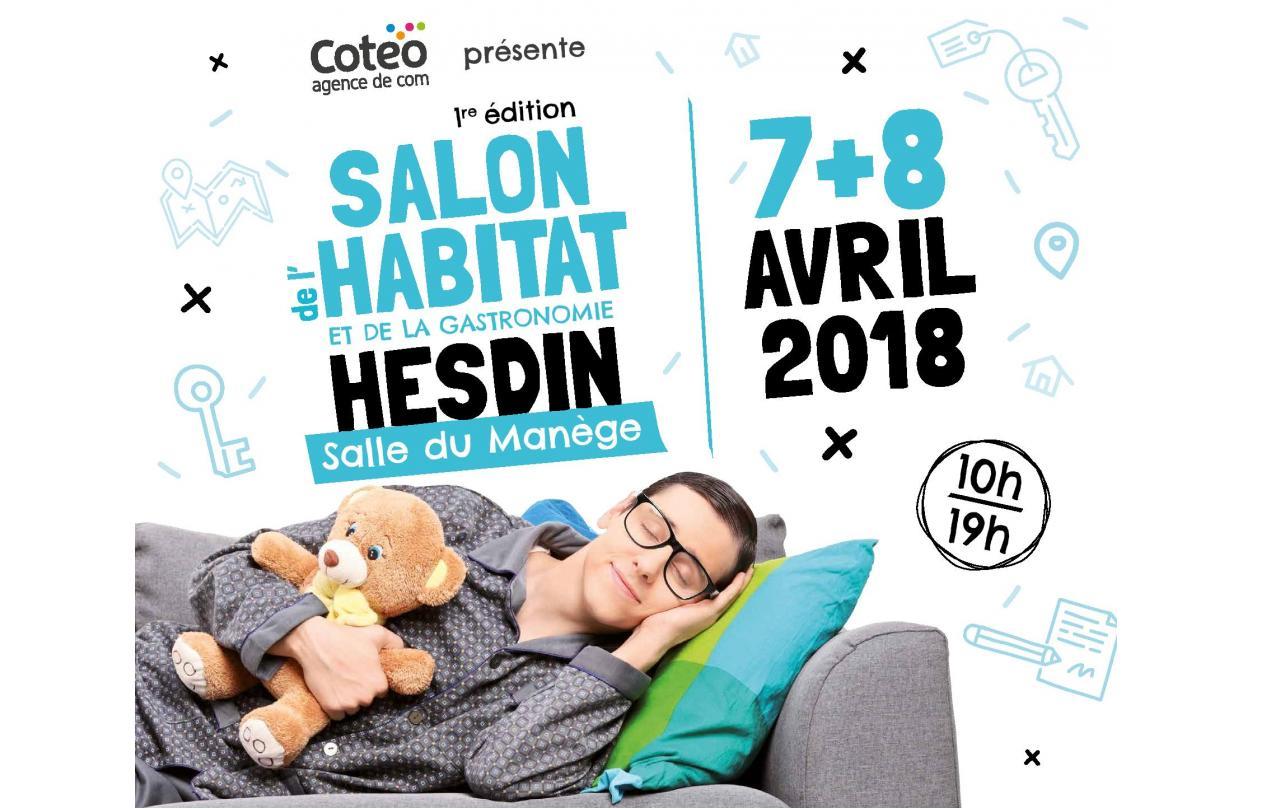Salon De L'habitat à Hesdin (62140) les 07/04/2018 et 08/04/2018