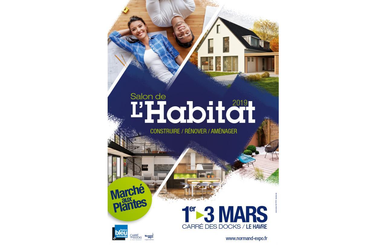 Salon De L'habitat à Le Havre (76600) du 01/03/2019 au 03/03/2019