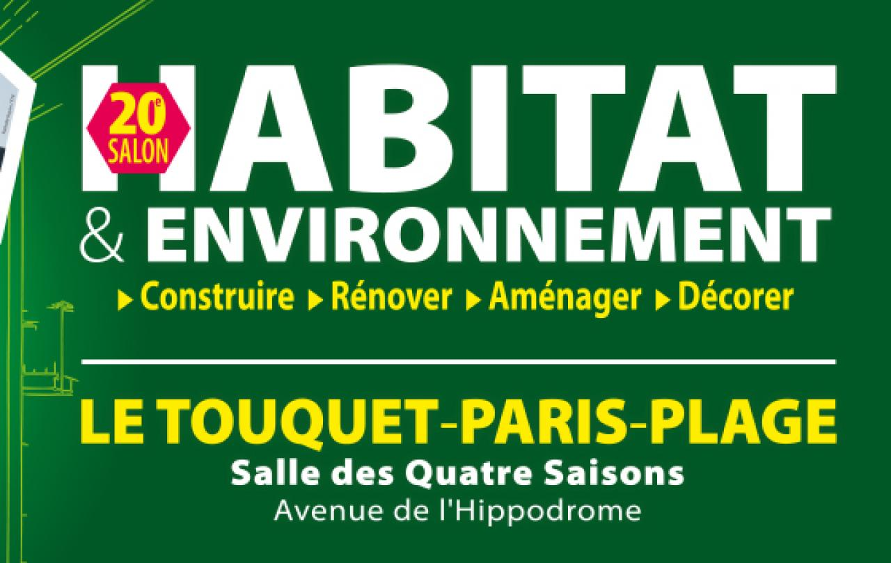 Salon De L'habitat à Le Touquet-paris-plage du 21/02/2020 au 23/02/2020