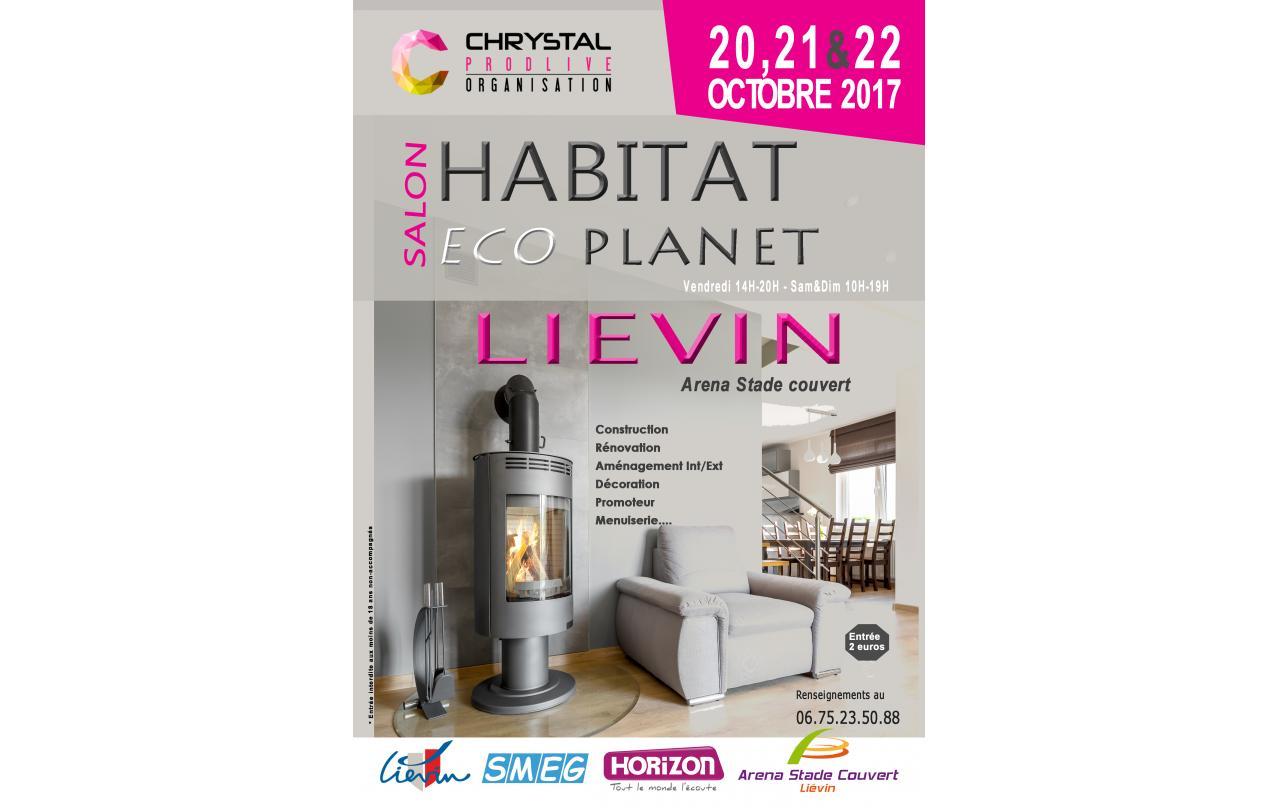Salon De L'habitat à Lievin (62800) du 20/10/2017 au 22/10/2017