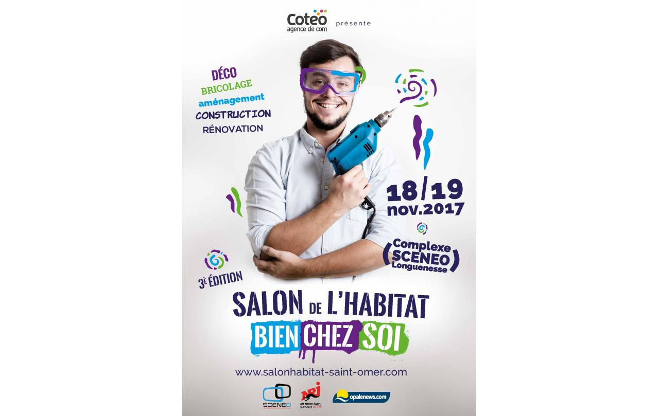 Salon De L'habitat à Longuenesse (62219) les 18/11/2017 et 19/11/2017
