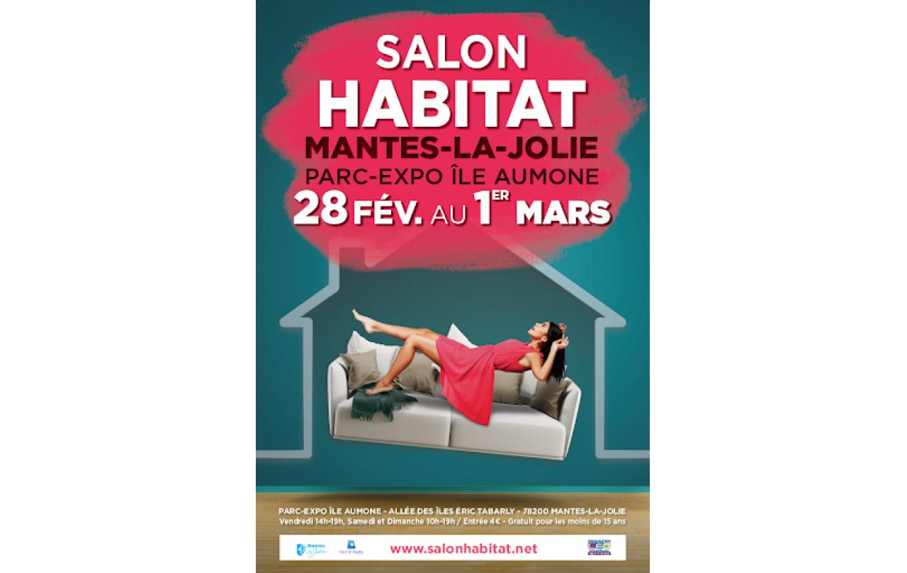 Salon De L'habitat à Mantes-la-jolie (78200) du 28/02/2020 au 01/03/2020