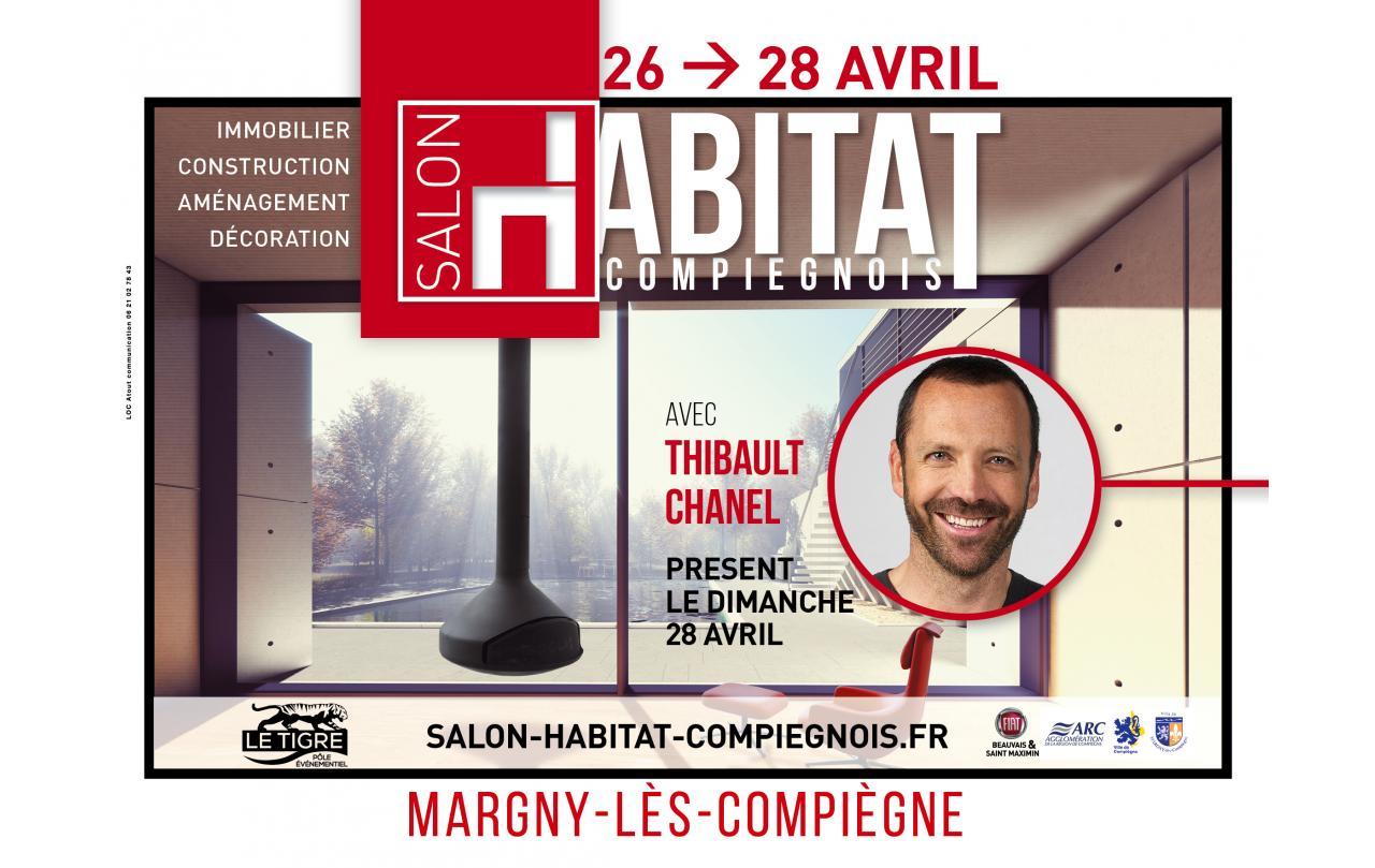 Salon De L'habitat à Margny-les-compiegne (60280) du 26/04/2019 au 28/04/2019